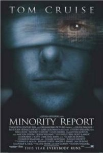 Tom Hanks Minority report