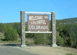colorado sign