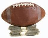 football and cash