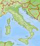 Italy boot