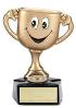 smiley trophy