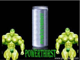 hulk and drink ad