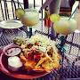 nachos and margaritas