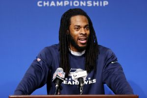 Richard  sherman N word