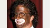 Ted danson white face
