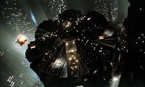 Bladerunner ship
