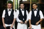 Russian french waiters