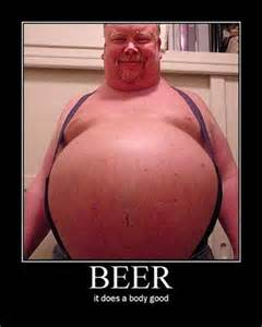 olive garden beer belly