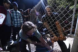 Ferguson la fence
