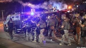 Ferguson national guard