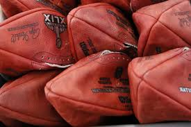 superbowl deflated balls