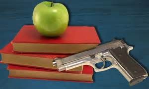 guns on campus apple