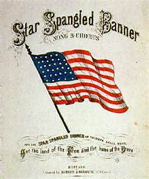 cap star spangled banner