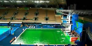 ryan lochte green pool