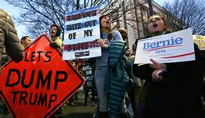say anything sanders supporters