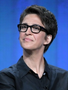 First 100 days maddow